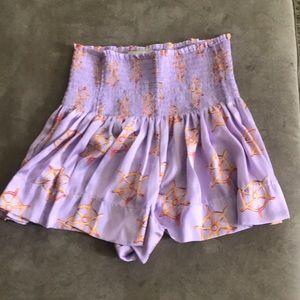 Koch Erica skirt size small. Yacht print